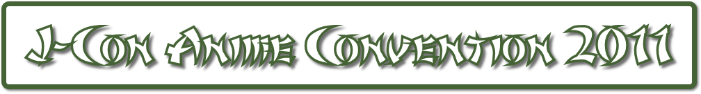 J-Con Anime Convention 2011 logo